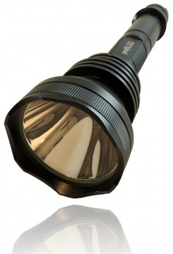 profiLED X6 - 1200 Lumen, gaveeske med 2 batterier og lader.