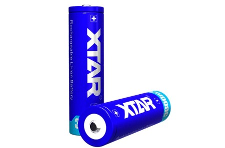 Xtar 18650 Litium Ion batteri 3000 mAh
