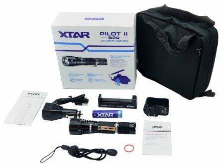Xtar B20 LED-lykt for allbruk